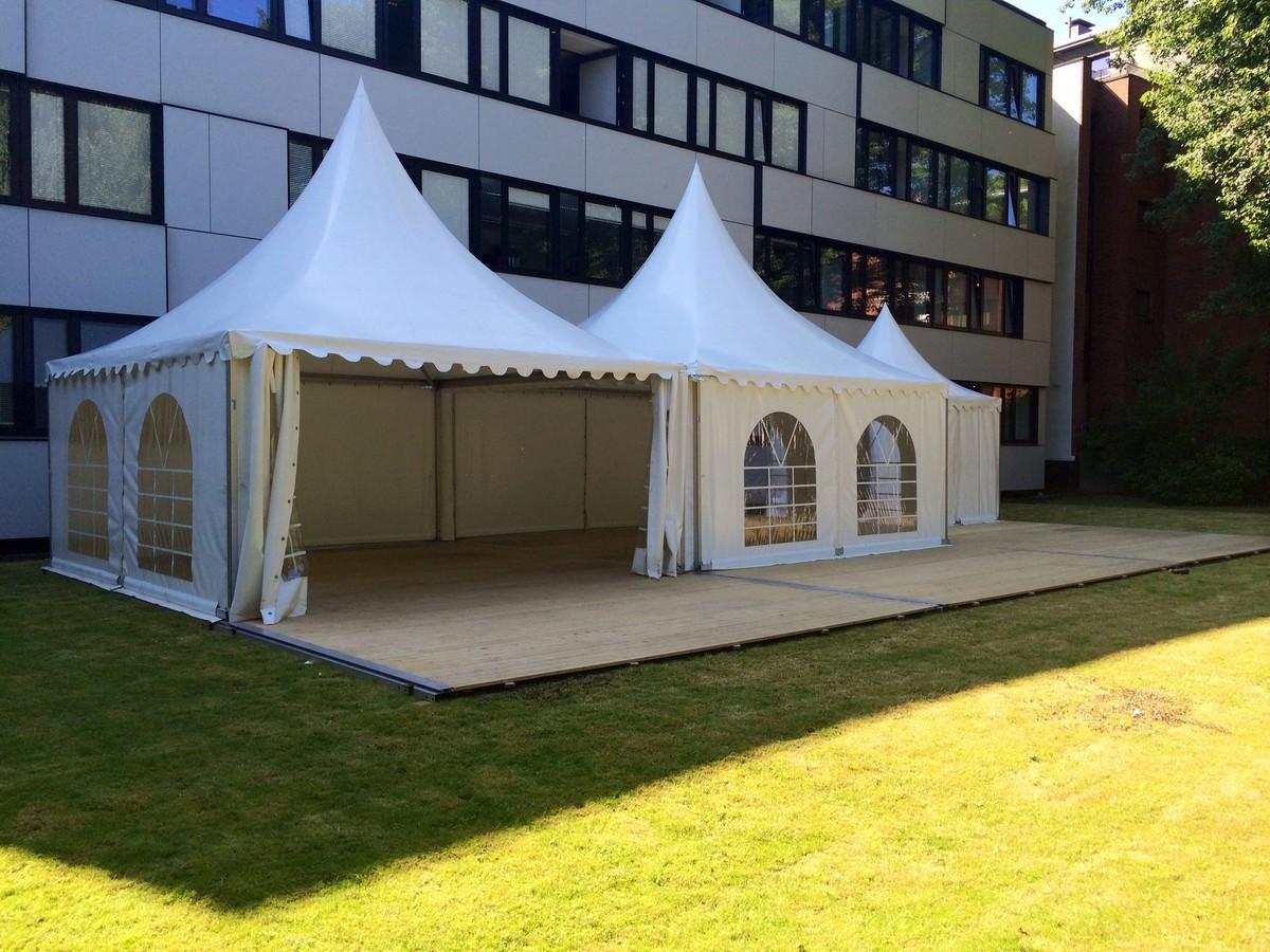 Gartenzelt Hamburg : Fester pavillon perfect broflche in mittelfeld